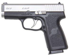 Kahr announces 3 California-compliant 9mm pistols