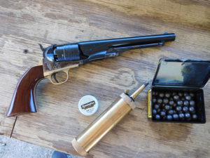 Gun Review: Uberti's Colt 1860 Army black powder revolver (VIDEO)