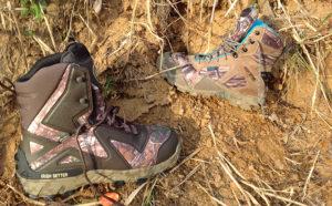 Gear Review: Irish Setter VaprTrek hunting boots for men and women