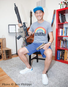 Dispatches from gun country: Openly gay 2nd Amendment-loving American
