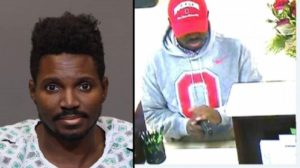 Armed bank robber known as 'Buckeye Bandit' gets 20 years
