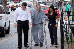 Former NY mobster released from prison at 100 years old