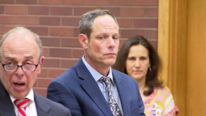 Charges dismissed against former Newtown teacher who carried gun to school
