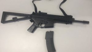 Airsoft rifle at Australian school leads to police presence