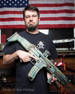 Dispatches from gun country: 'The gun; no other object has caused such pointless argument'