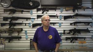 Florida estimated gun sales down 25 percent