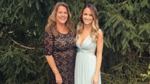 Las Vegas shooting victim takes first steps after coma
