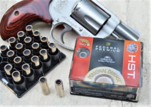 Ammo Review: Federal's spicy HST Micro .38 SPL snub nose load