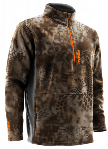 Nomad launches Southbounder lightweight fleece for hunters
