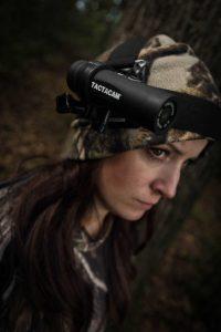 Tactacam announces head mount for POV camera system