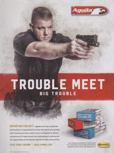 No Trouble With Aguila Ammo
