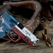 Lone Survivor Foundation to Raffle Off Custom S&W M&P M.20 Compact Pistol