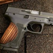 POTD: W.A.R. Gives The M&P 2.0 Some Wood