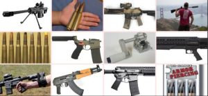 Giffords target muzzleloaders, .50 caliber rifles and more for NFA addition