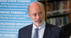Pennsylvania governor supports bill upping regs for gun surrenders in domestic cases