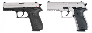 Rex pistols now offered in nickel plated models