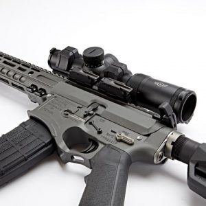 Hi-Lux releases tactical riflescope for 3-Gun competitors