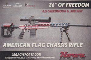 Howa: Extreme Precision & Patriotism