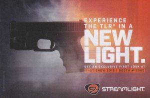 NEW Streamlight TLR