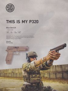 P320 #armystrong