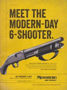 Mossberg Shockwave 6-Shot