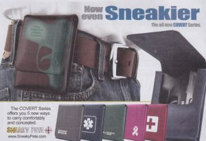 New Covert Series By Sneaky Pete