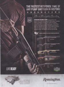 Remington Model 870 DM: Fastest Pump Shotgun