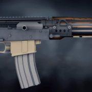 SR1 Balanced Action Competition Rifle by Kalashnikov Concern