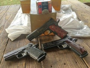 45 ACP Ammo You Can Count On in Your Self Defense Handgun