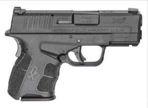 Springfield Armory Unveils New XD-S Mod.2 Pistol
