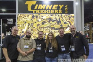 Timney Triggers Expands Its Lineup and Booth for SHOT Show