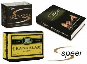 Speer to Launch New Products at the 2018 SHOT Show