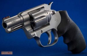 Reinventing the Wheel Gun with the New Colt Cobra