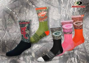 FBF Originals Partners with Mossy Oak to Offer Co-Licensed Socks