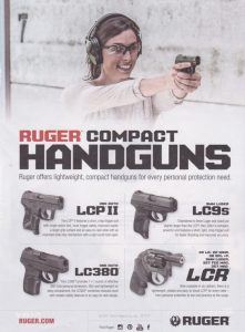 Compact Guns for Concealed Carry