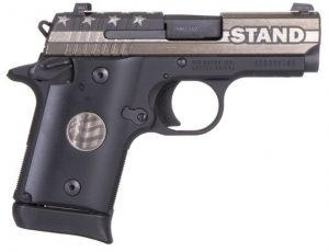 Sig Sauer rolls out micro-compact P938 Stand to honor vets, LE