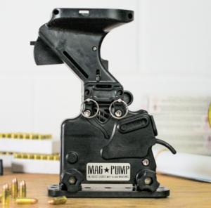 MagPump unveils 9mm Magazine Loader