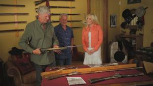 Fox Business Network to feature antique guns on Strange Inheritance