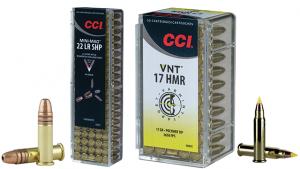 CCI Ammunition brings new rimfire loads to market