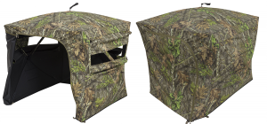 Alps OutdoorZ unleashes NWTF Deception Blind on hunters