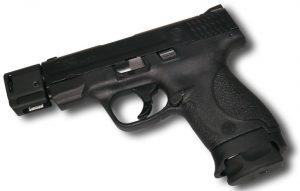 Samson Mfg pocket comp for Smith & Wesson Shield