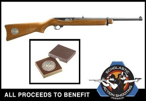 Ruger 25th Anniversary .44 Carbine up for auction to benefit SASP