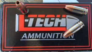 L-Tech Enterprises debuts new 9mm frangible ammo called Full Stop