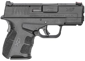 New Springfield XD-S Mod.2 pistol chambered in .45 ACP (VIDEO)