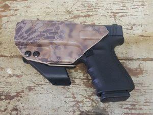 Hazmat Holster Works NV3 Glock 19 A/IWB Holster Review