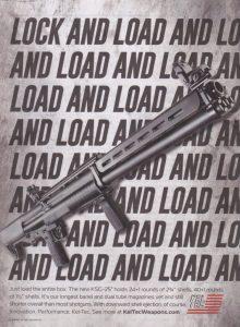 Keltec 24+1 Shotgun