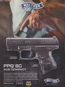Walther PPQ SC Sub Compact