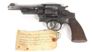 Lawrence of Arabia's Smith & Wesson .44 joins museum collection (PHOTOS)