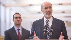 Pennsylvania governor assembles school safety task force