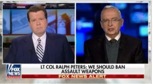 Ralph Peters Betrays The Second Amendment